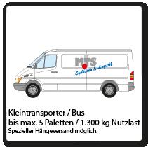 MTS Kleintransporter